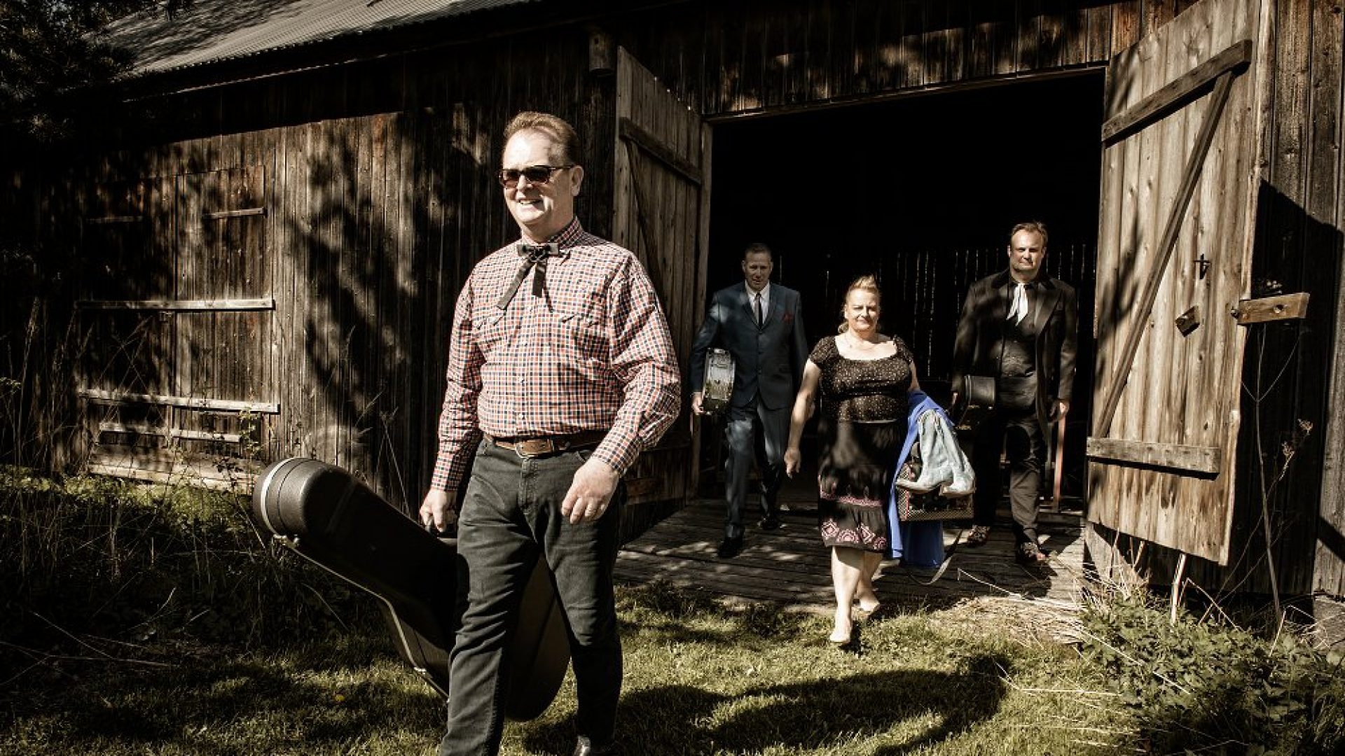 The Clint Bradley Band
